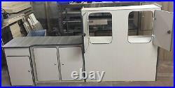 VW T4 T5 Vauxhall Vivaro Renault Trafic Ford Transit Custom LWB Furniture Unit
