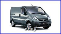 Vauxhall Vivaro (2002 2013) Deadlocks ISEO R6 (2 Door Pack) Side + Rear