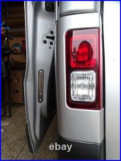 Vauxhall Vivaro (2014 2019) Deadlocks ISEO R6 (2 Door Pack) Side + Rear
