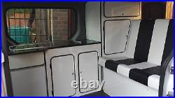 Vauxhall Vivaro Camper Interior Conversion Furnitur Surf Van (renault Trafic)