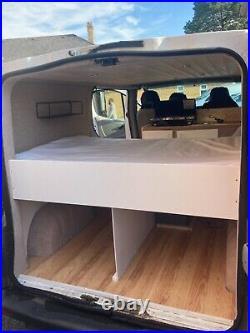 Vauxhall Vivaro LWB Camper Van / Day Van