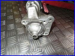 Vauxhall Vivaro Renault Trafic 1.9dci Diesel Starter Motor 01-2005 Tested 100%ok