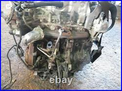 Vauxhall Vivaro Renault Trafic 2.0 Diesel Engine 2006-2009 Tested 100%ok M9r780