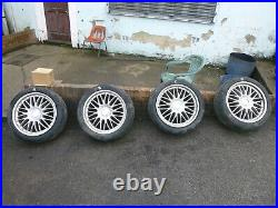 Vauxhall Vivaro Renault Trafic Alloy Wheels And Tyres 19 Inch 8jx19h2 2001 14