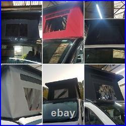 Vauxhall Vivaro/Renault Trafic LWB & SWB Pop Top 2001-2014 & 2014-2020