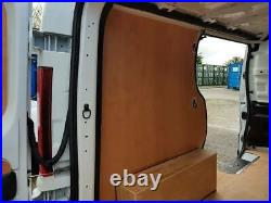 Vauxhall Vivaro Renault Trafic SWB LWB NEW OLD Driver and Passenger shelving