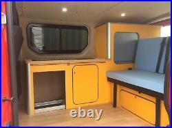 Vauxhall Vivaro Renault Trafic Van Carpet Lining Service Window Fitting camper